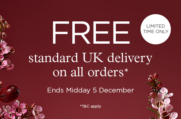 Free Delivery on All Orders - Skincare Favourites - Shop Now