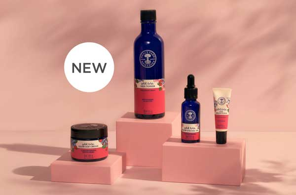 Wild Rose Beauty Collection
