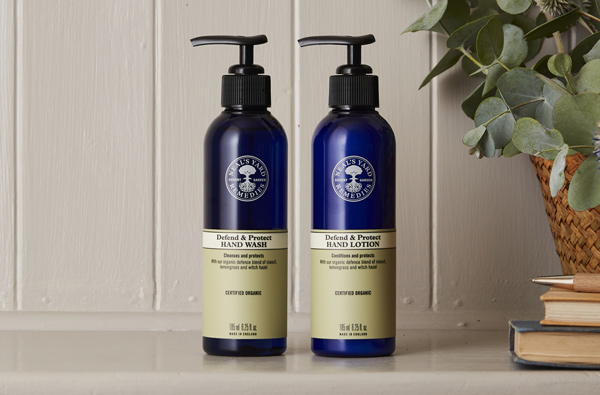 Neal's Yard Remedies | Homepage Banner