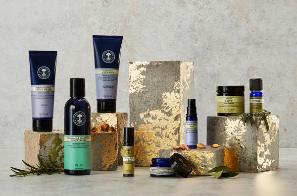 Leading the way in natural & organic  health & beauty.  Our Heritage Beauty Box  $32 when you spend $65