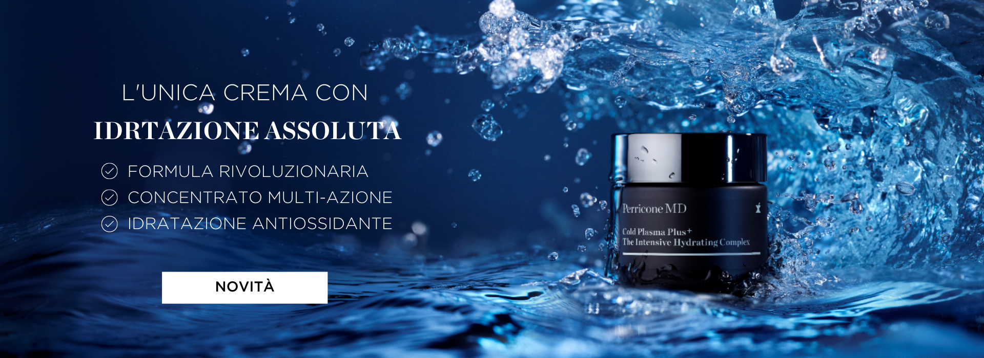 Cold Plasma Plus+ The Intensive Hydrating Complex with wave.