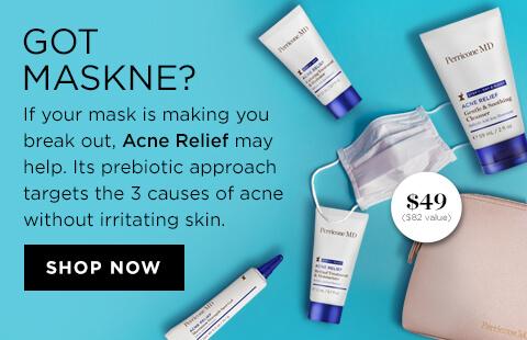 Got Maskne?