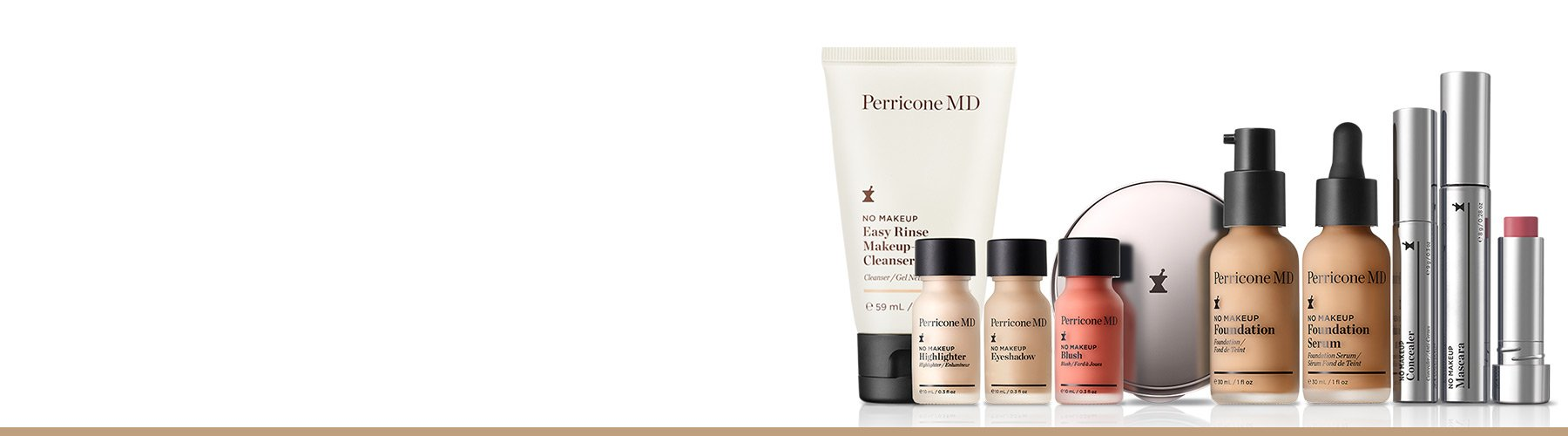 No Makeup Skincare Kits Perricone MD