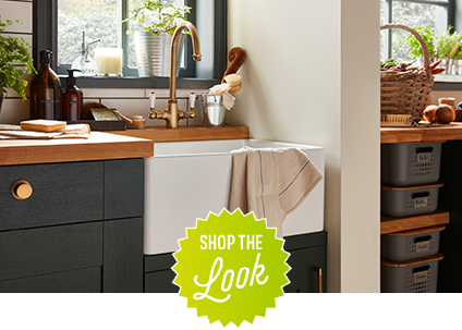 Shop the look - utility room