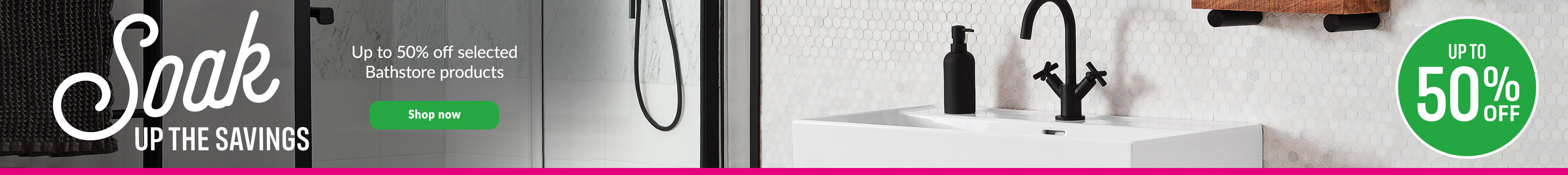 Dream bathrooms, made real. Relax in the bathroom of your dreams with our luxurious range of suites and contemporary fittings. Shop now. Soak up the Savings.