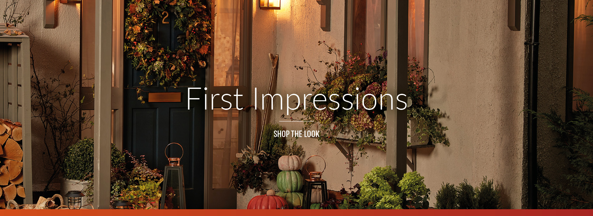 First impressions shop the look