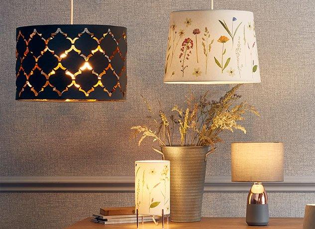 Lighting - Lamp shades