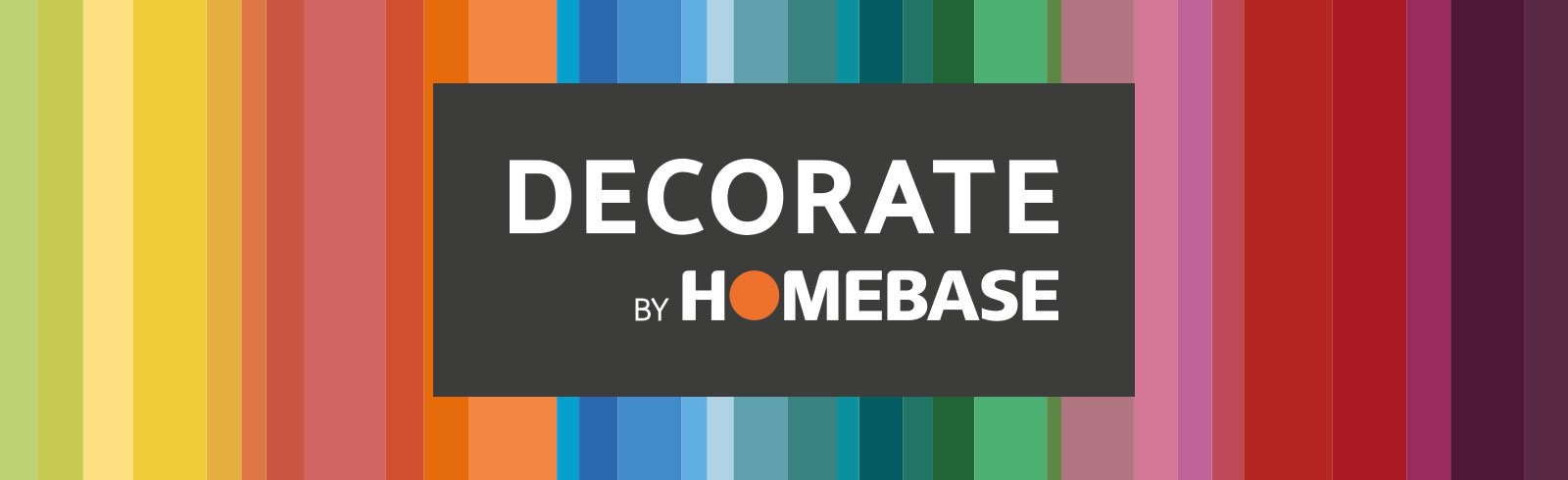 Decorate by homebase.