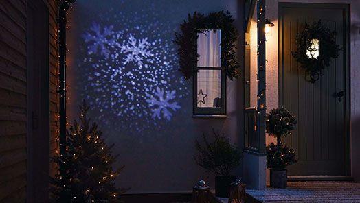 Christmas projectors