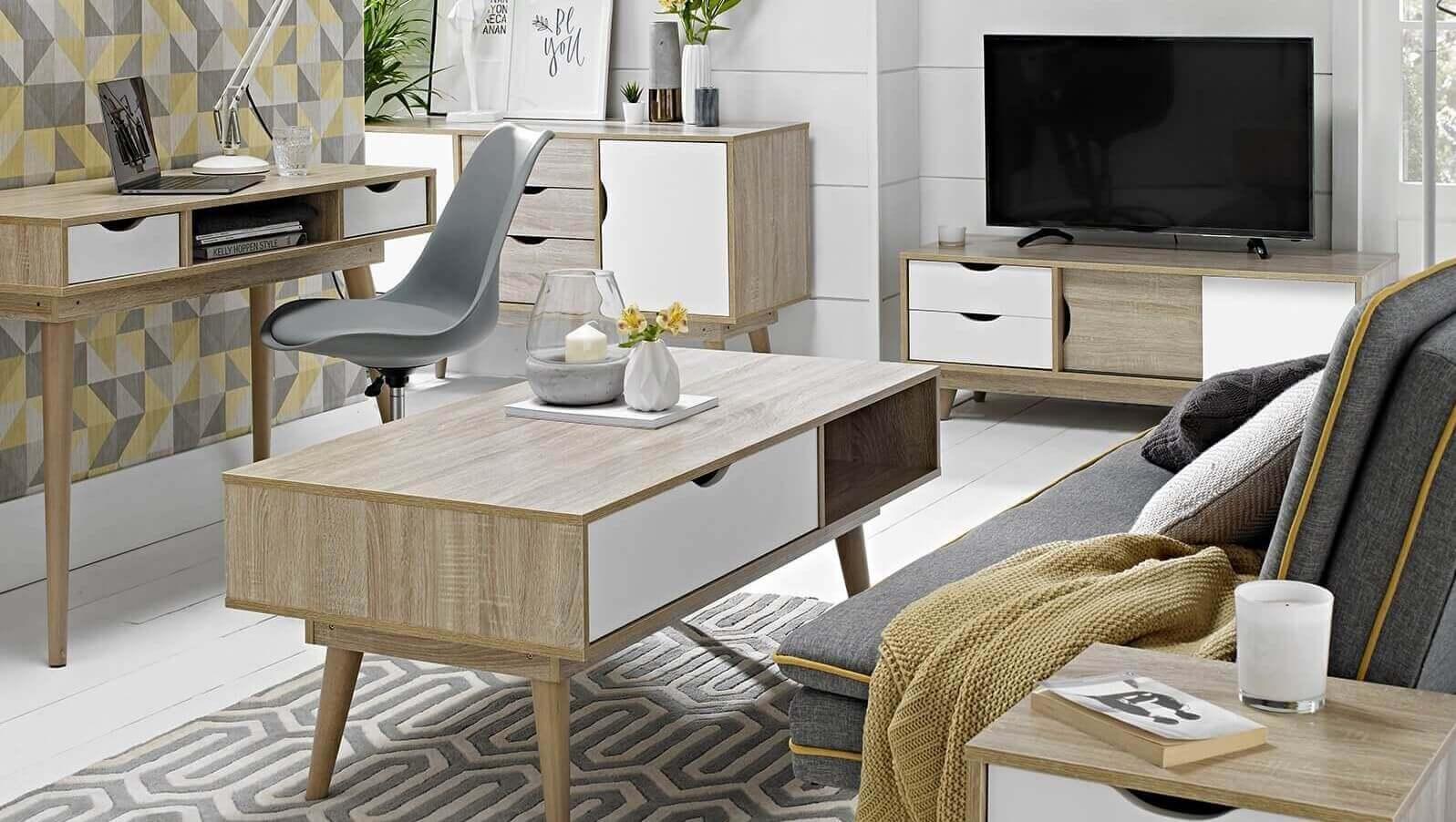 Living Room Furniture Ranges