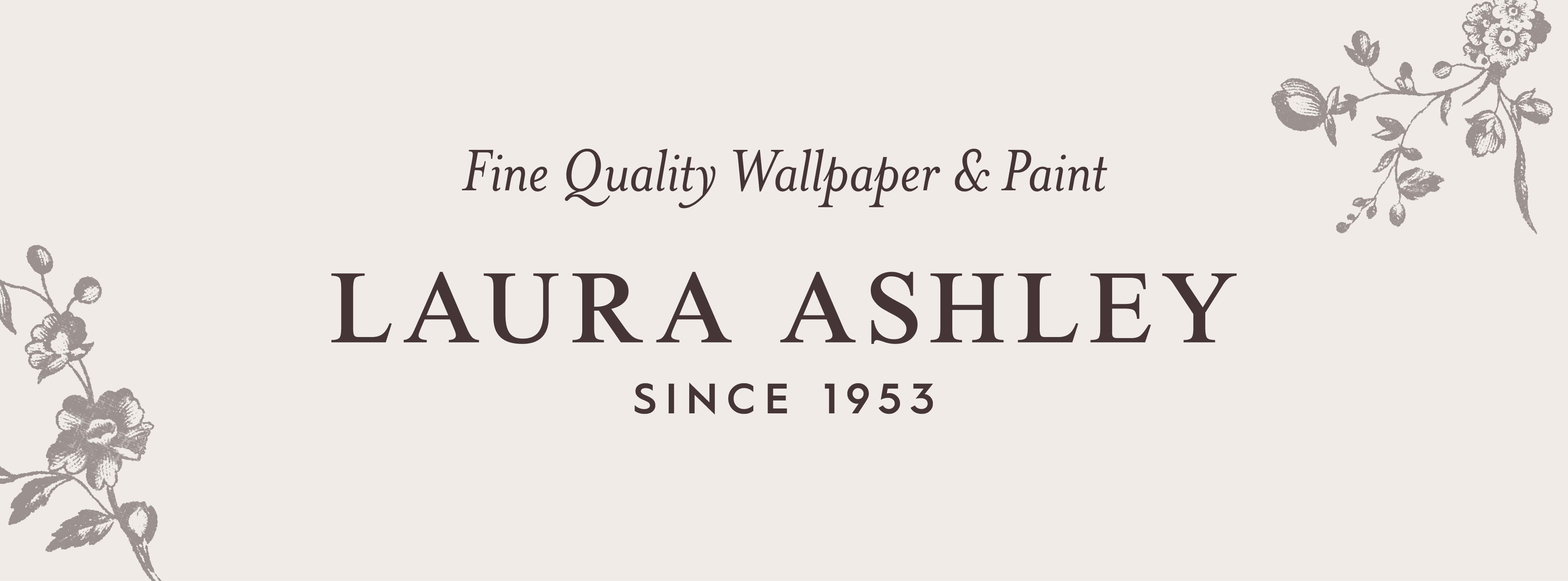 Fine quality Wallpaper & paint - Laura Ashley Since 1953 - Ship the full range instore or online