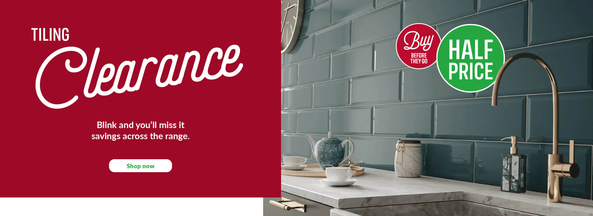 Buy One Get One Half Price across all our Laminate, Solid & Engineered Flooring and Luxury Vinyl Tiles