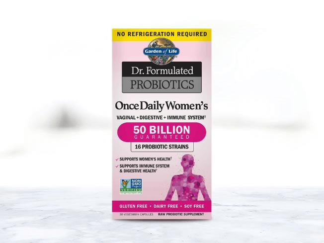 Garden of Life Daily Women's Probiotics