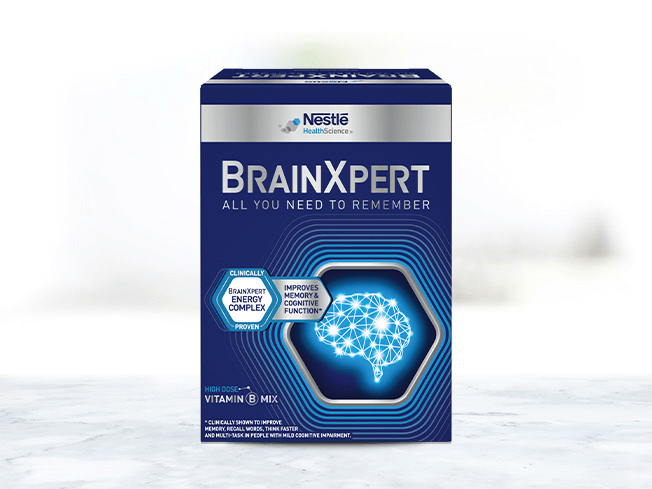 BrainXpert memory and cognitive function carton
