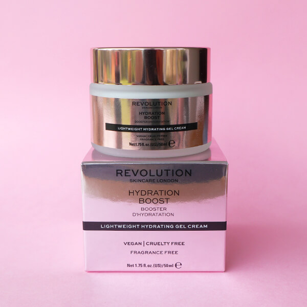 Revolution Beauty Moisturisers