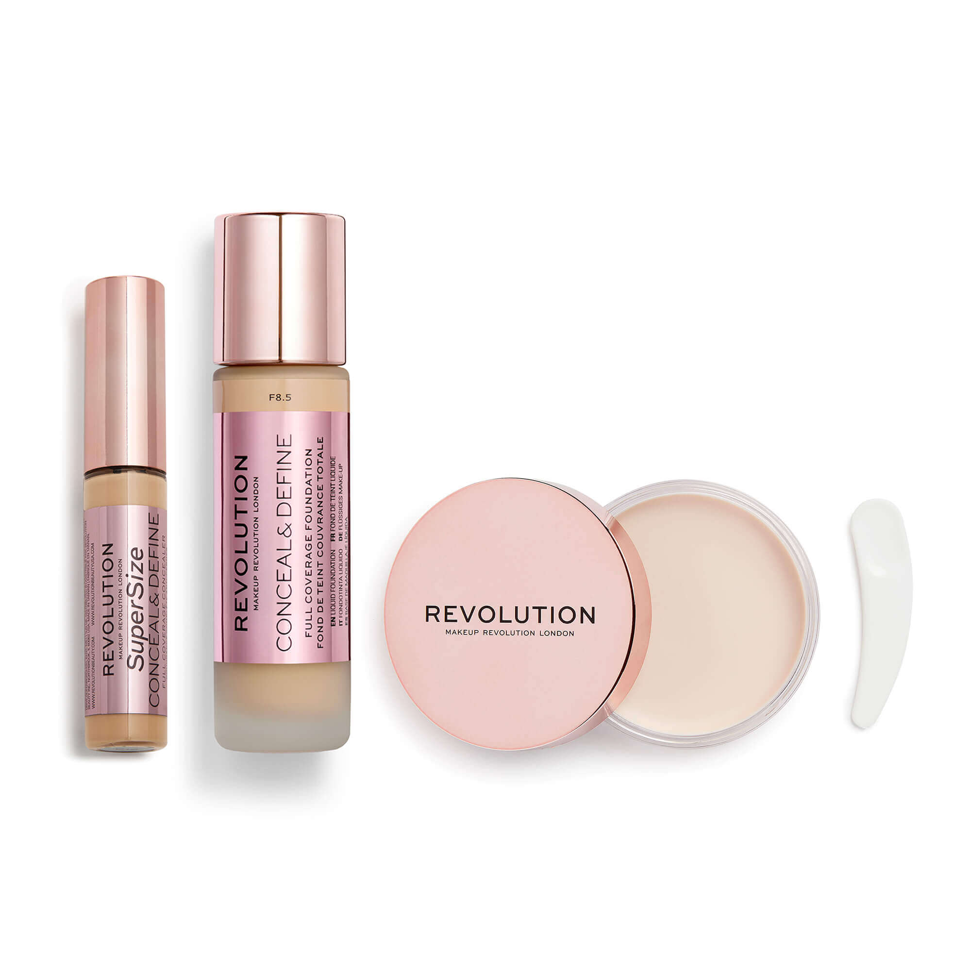 Foundation Concealer & Primer Bundle