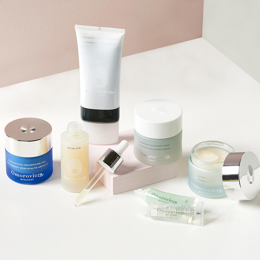 Omorovicza Alle Hautpflege