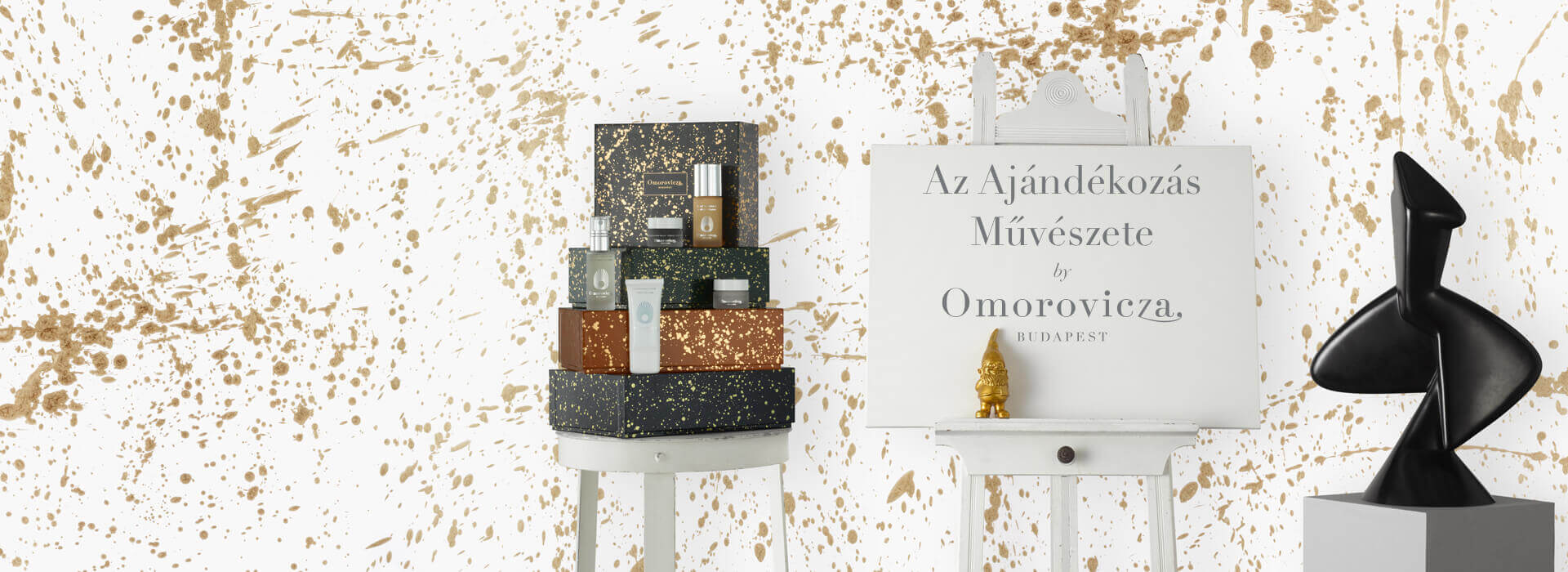 The art of gifting by Omorovicza