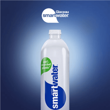 Bottle of Smart Water