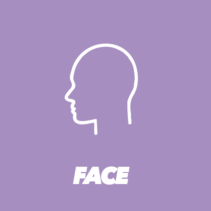 face only