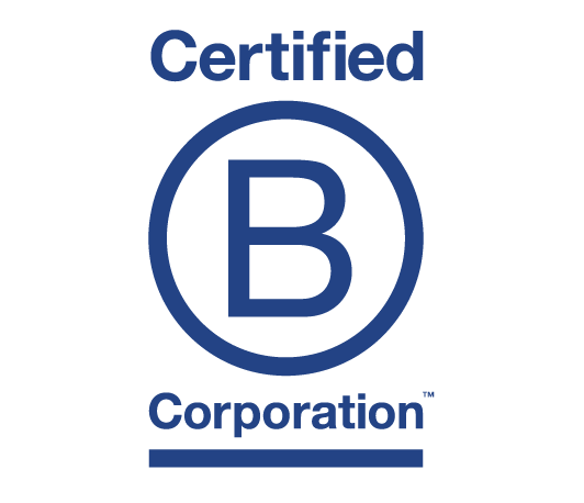 we are b-corp certified