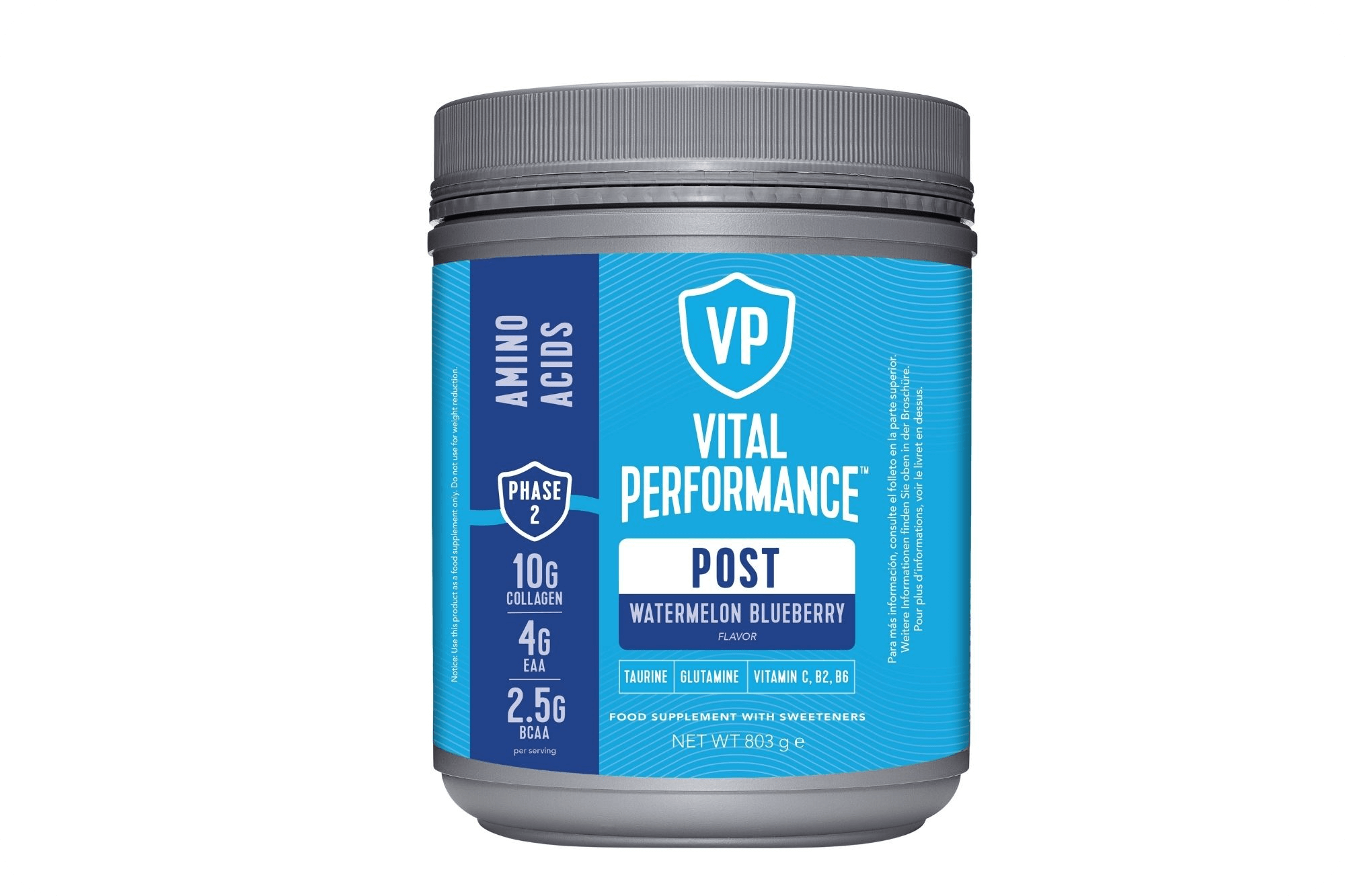 Try Vital Performance Post, Watermelon Blueberry