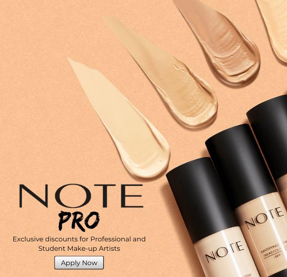 Note - professionals discount