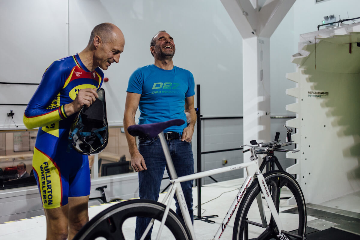 Graeme Obree athlete or genius