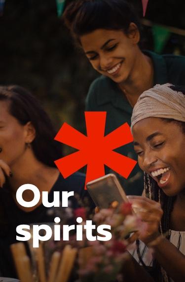 Explore our spirits