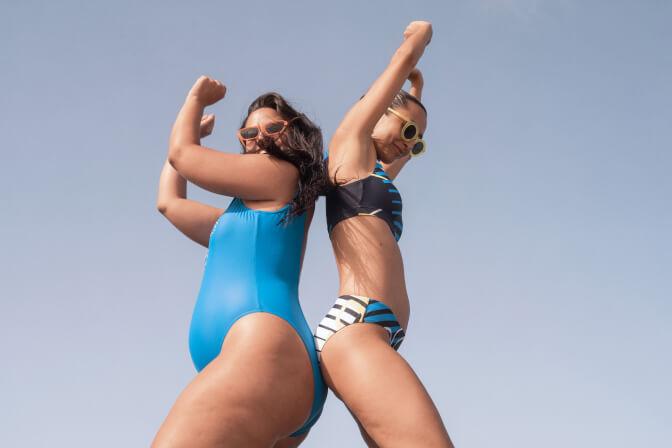 shop female swimsuit