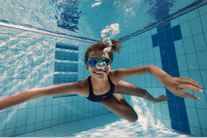 Lunettes de natation enfants