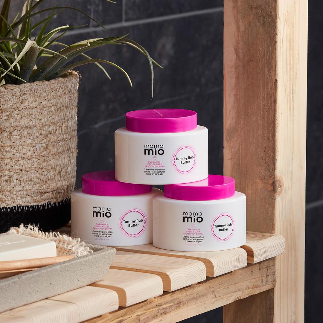 Crème Anti-Vergetures - The Tummy Rub Butter