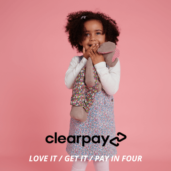 Clearpay Primary Banner