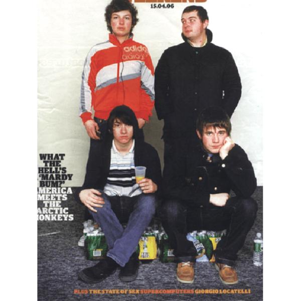America Meets The Arctic Monkeys