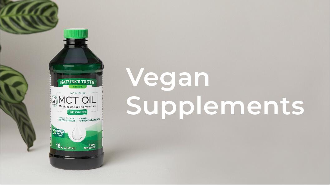 Vegan supplements list