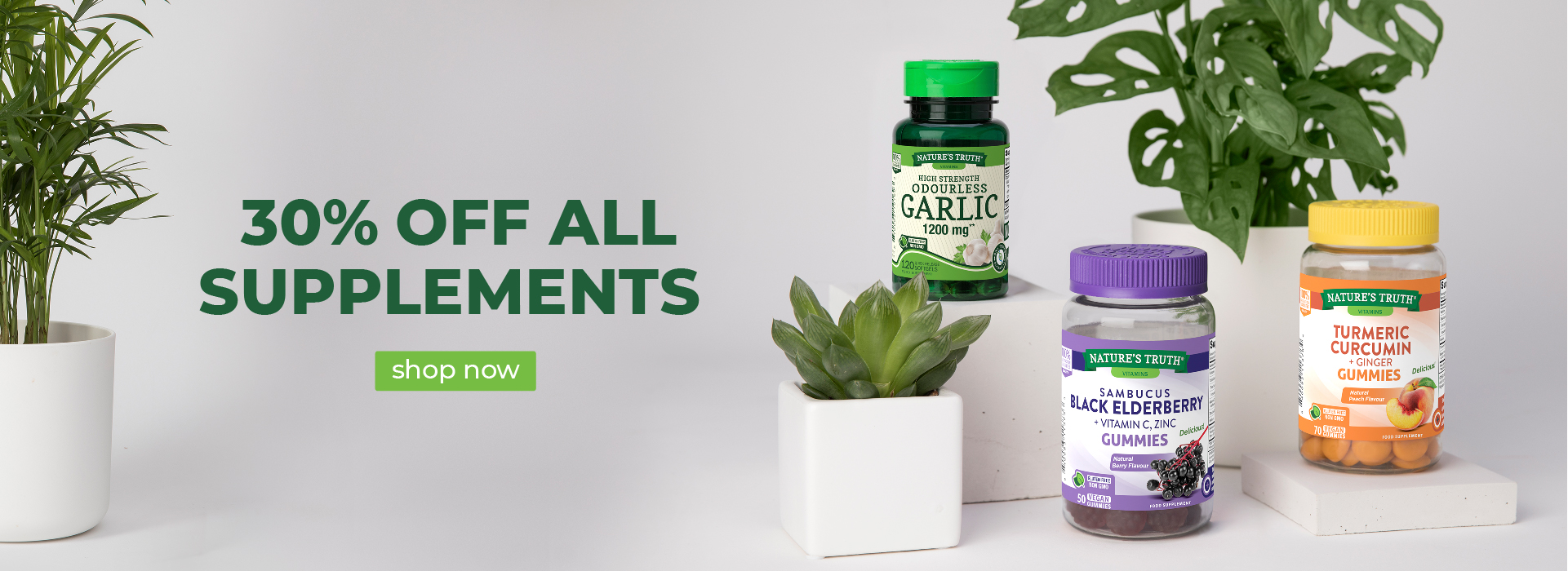 30% off all supplements