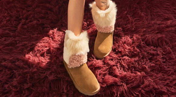 UP TO 30% OFF UGG