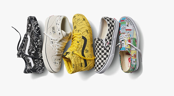Vans Collabs
