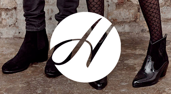 H Shoes by Hudson