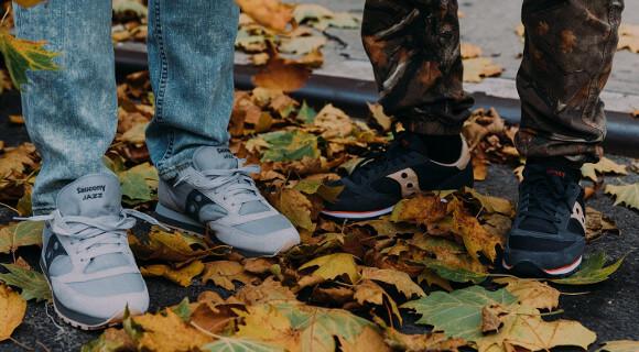 Retro Sneaker Trend