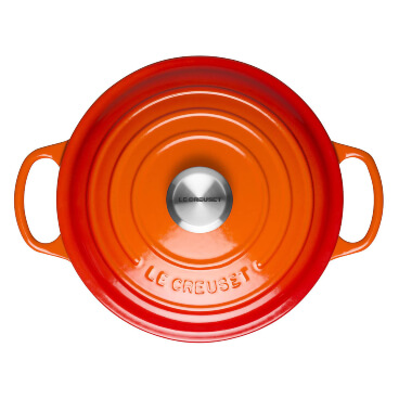 Cerise Le Creuset Collection