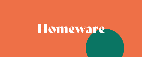 Save up to £80 on homeware with code SAVE