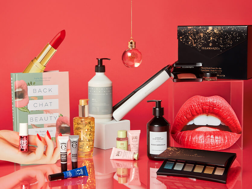 Top beauty Christmas gifts