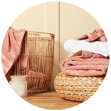 in homeware towel bales