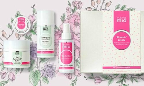Schwangerschafts-Hautpflege