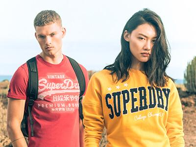 Superdry Hoodies & Sweatshirts
