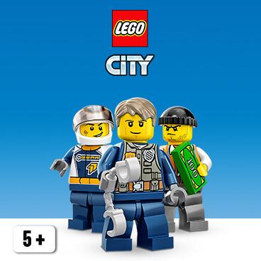 LEGO City Minifigures