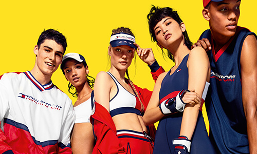 Introducing: Tommy Hilfiger Sport