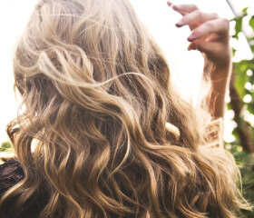 Curly Blow Dry