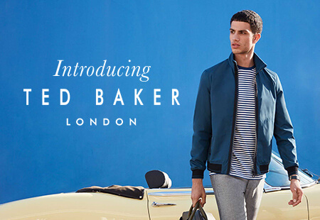 Ted Baker Launch